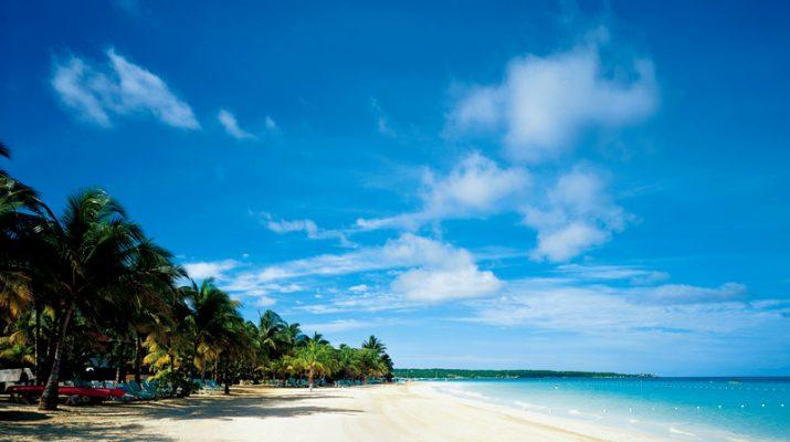 Foto Giamaica: sulla spiaggia di James Bond