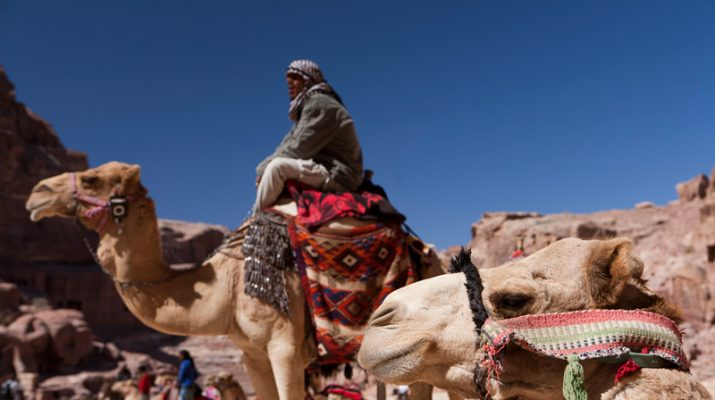 Foto Storie di Petra, l?antica città di Giordania