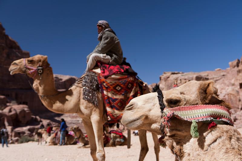 Storie di Petra, l?antica città di Giordania