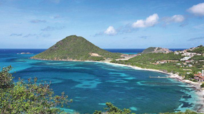 Foto Grenadines, perle blu ai Caraibi