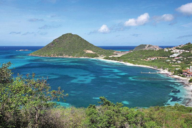 Grenadines, perle blu ai Caraibi