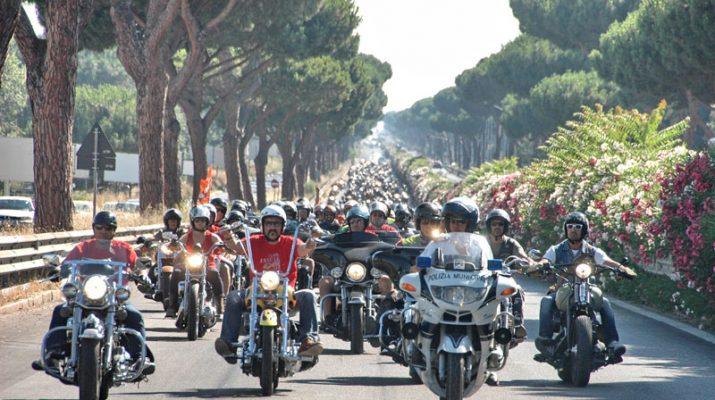 Foto Roma: 110 anni di Harley-Davidson