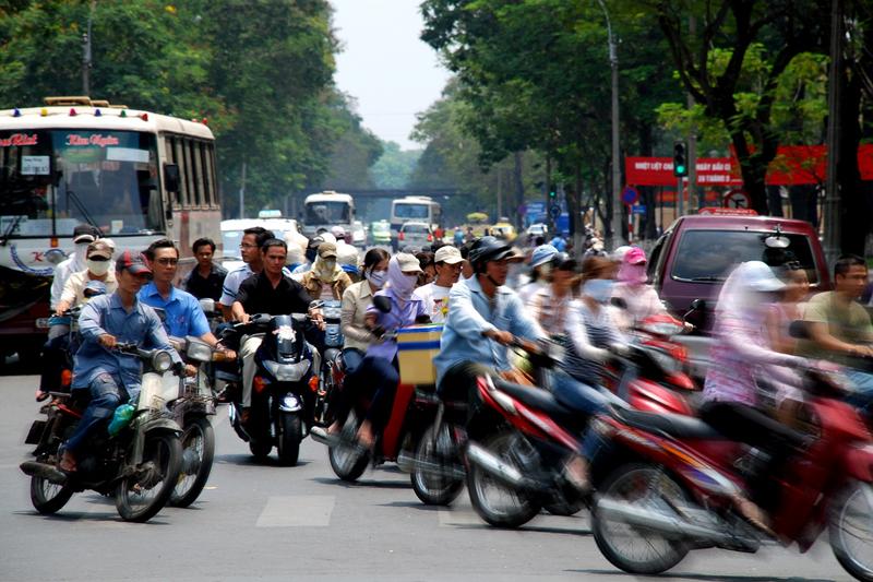 Ho Chi Minh, tra palazzi coloniali e venditori d?incenso