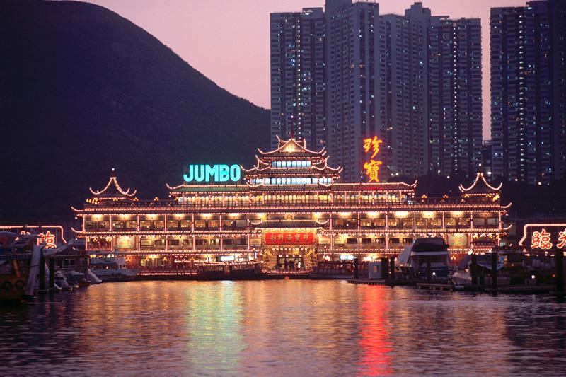 Hong Kong: ritorno al futuro