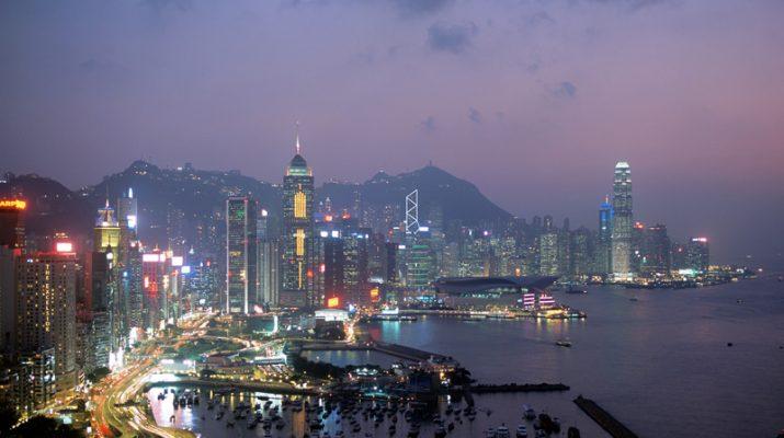 Foto Hong Kong: ritorno al futuro
