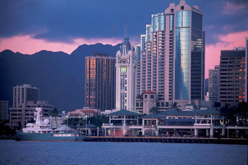 Honolulu, la regina delle Hawaii