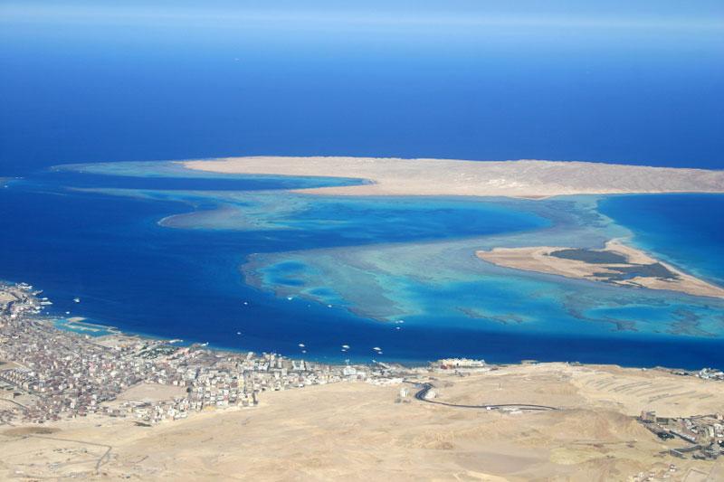 Hurghada, un paradiso sottomarino