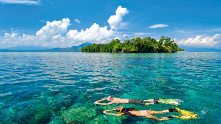 Foto La calda e piacevole estate a Bali