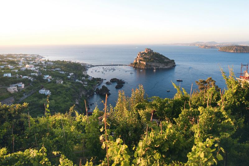 Ischia: fuga di fine estate