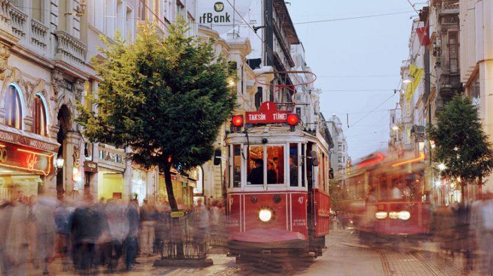 Foto Il giro del mondo in tram