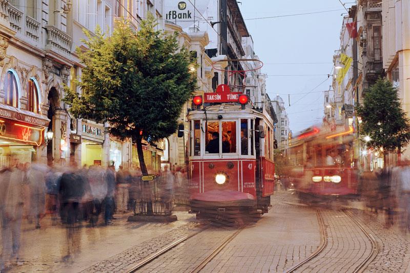 Il giro del mondo in tram
