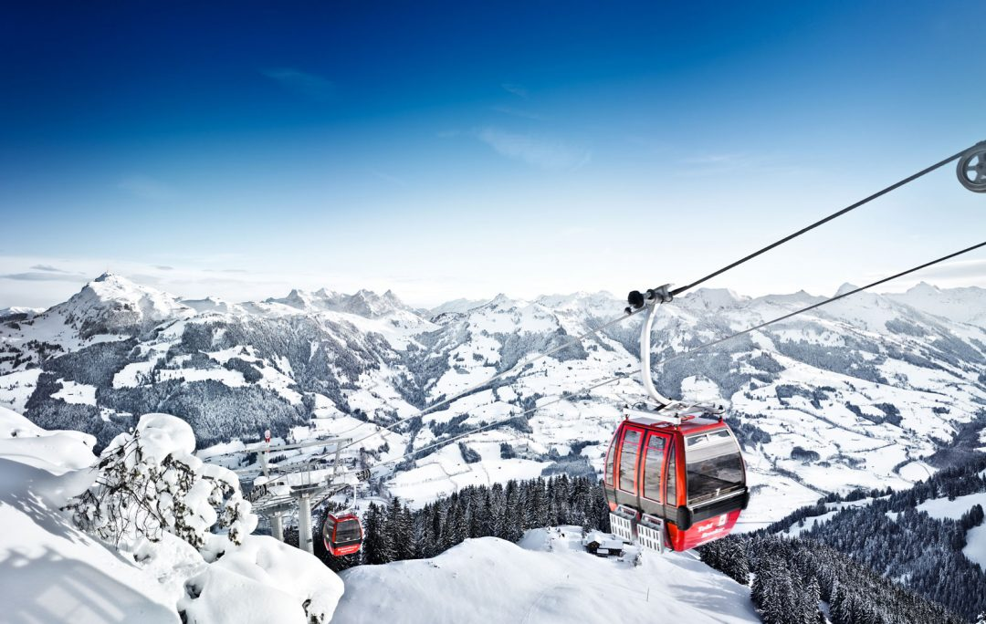 Kitzbühel: neve à la carte