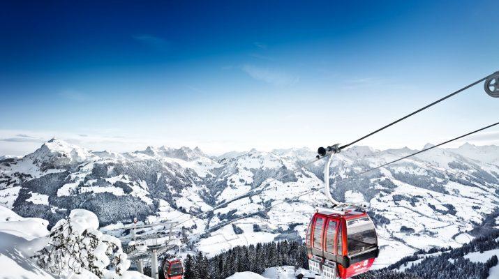 Foto Kitzbühel: neve à la carte