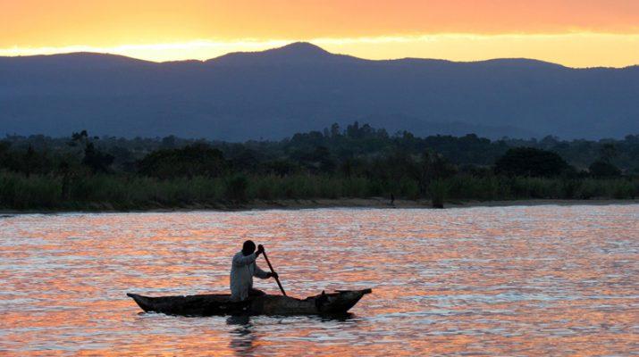 Foto Malawi: sul lago dorato