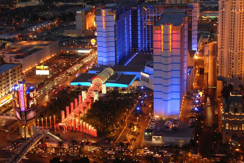 A Las Vegas sulle tracce di Hollywood