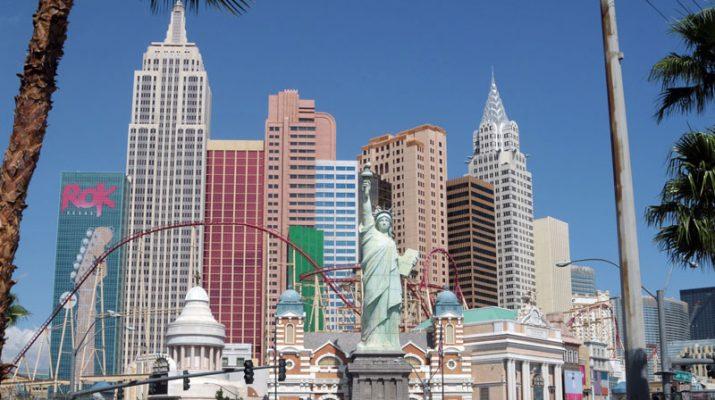 Foto A Las Vegas sulle tracce di Hollywood