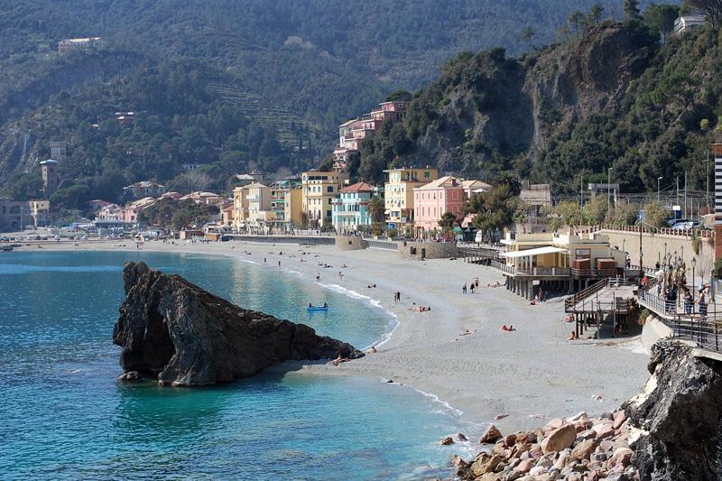 Liguria, la rinascita delle Cinque Terre