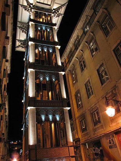 Lisbona by night