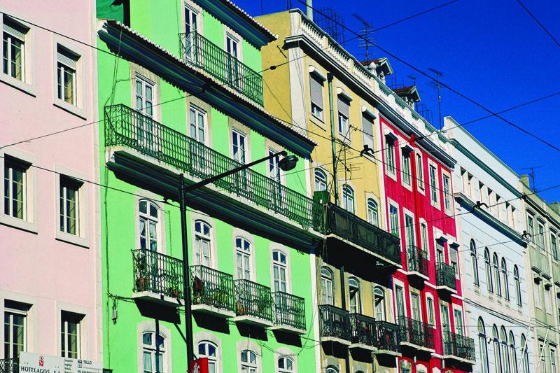 Lisbona a buon mercato