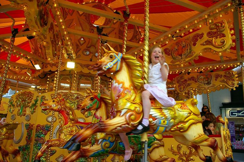 Londra coi bambini: se lo shopping diventa una favola