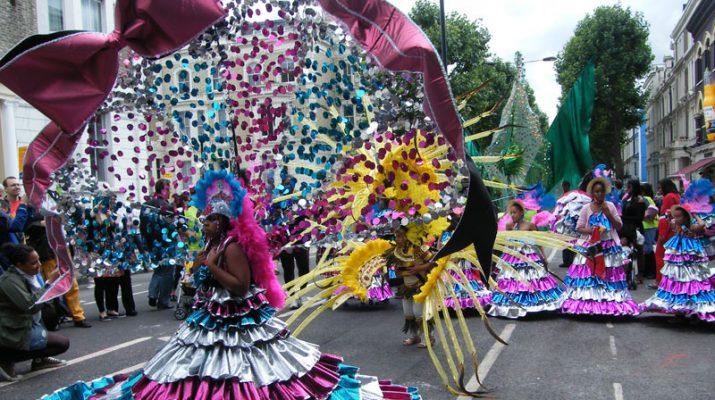 Foto Weekend a Londra... per il Carnevale