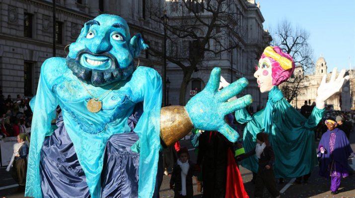 Foto Sotto il Big Ben aspettando il 2012