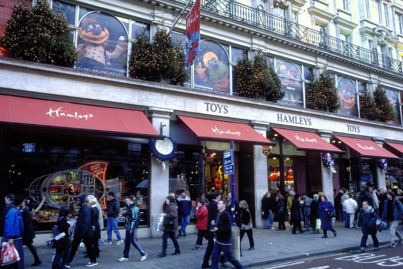Shopping a Londra: arrivano i saldi
