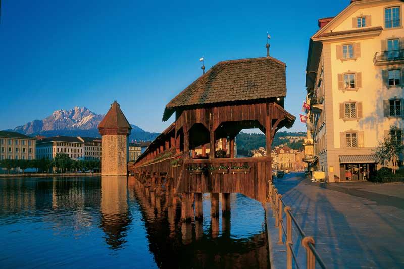 Lucerna: dolce vita sul lago