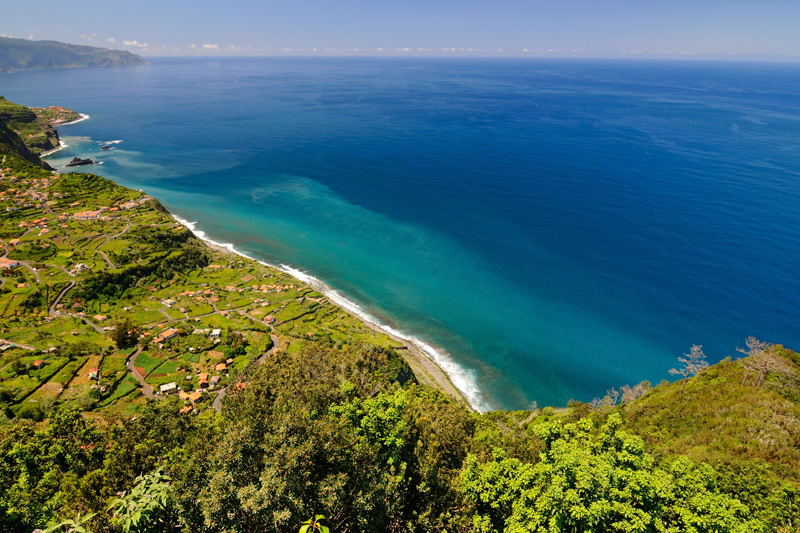 Madeira, natura e calici di storia