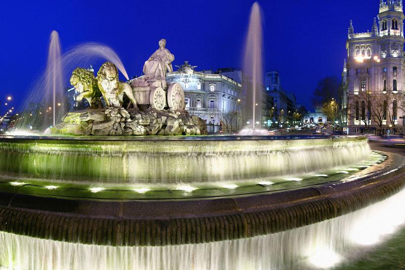 Madrid, a spasso per la capitale