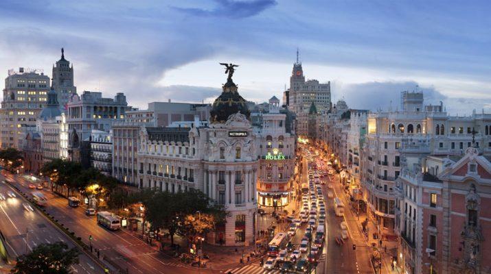 Foto 48 ore a Madrid