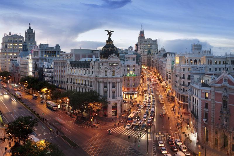 48 ore a Madrid