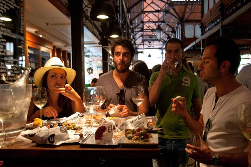 Madrid: tour cheap & chic