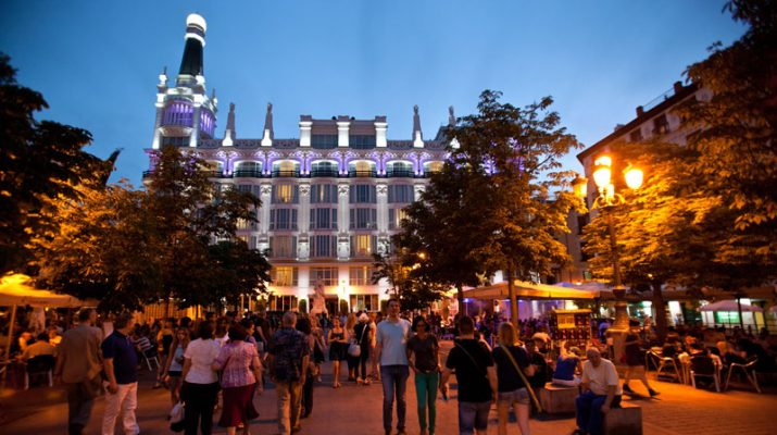 Foto Madrid: divertimento low cost