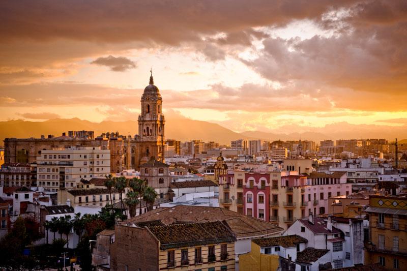 Andalusia, scaldarsi ai primi raggi della Costa del Sol