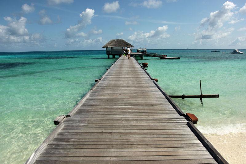 Maldive vergini