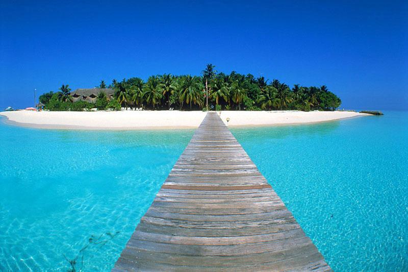 Maldive, caldo autunno