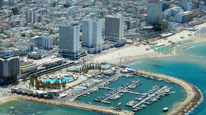Foto Tel Aviv, tutte le spiagge della Miami del Medio Oriente