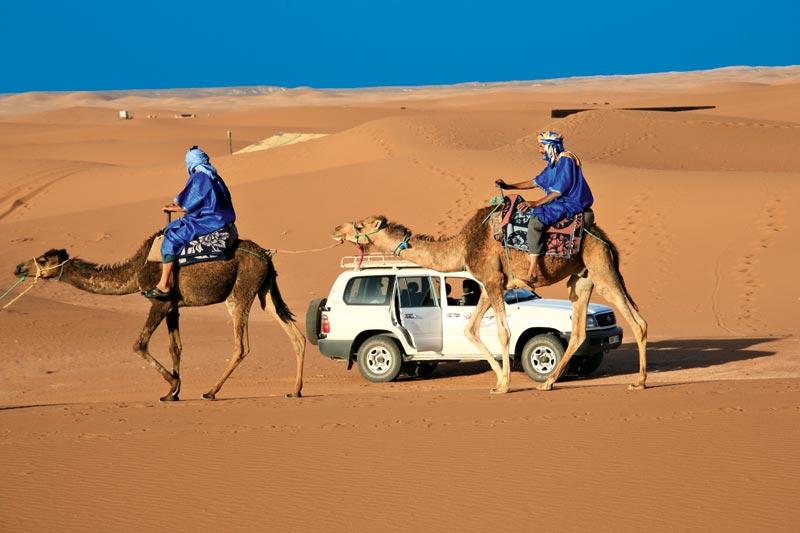 Marocco: il fascino delle città imperiali