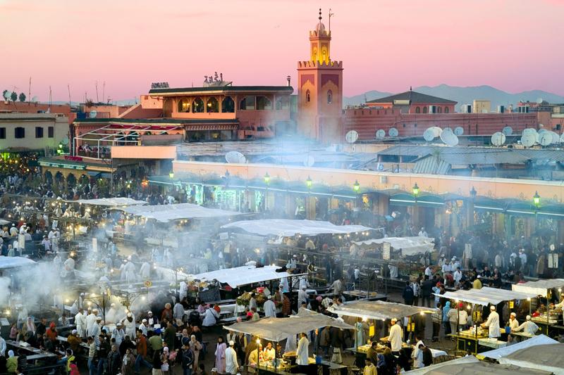 Marrakech d'autunno: 10 motivi per partire