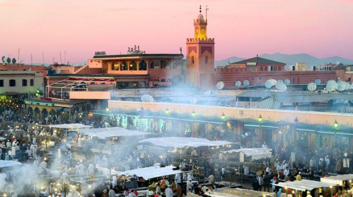 Foto Marrakech in 48 ore