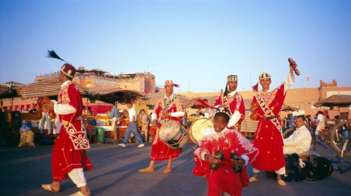 Foto Marrakech, shopping e feste d'estate