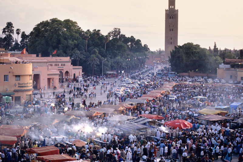 Marrakech in 48 ore