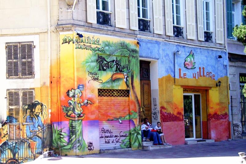 Marsiglia, la porta d'Oriente