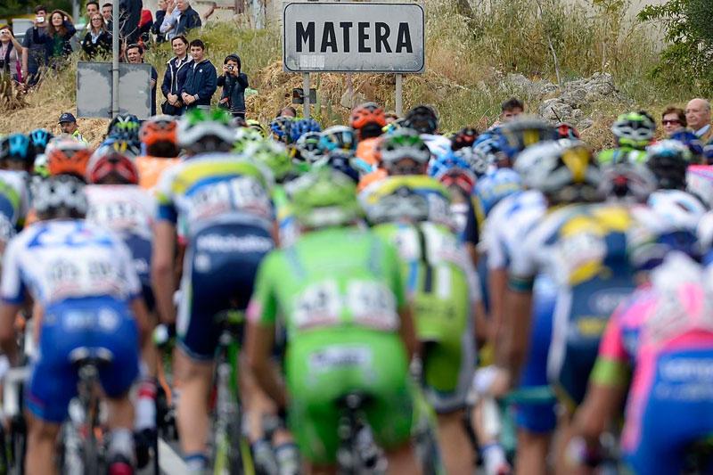 Matera: Giro d'Italia tra i Sassi