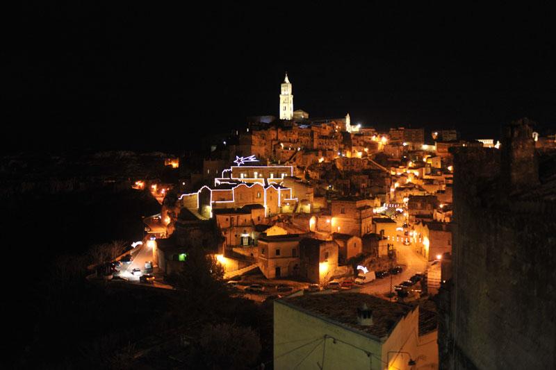 Matera, Sassi & The City