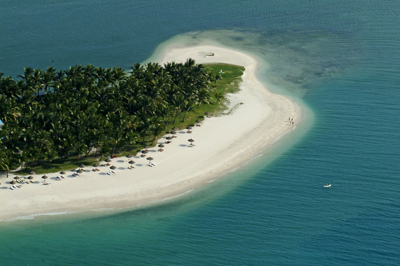 Mauritius: l'eleganza del reef