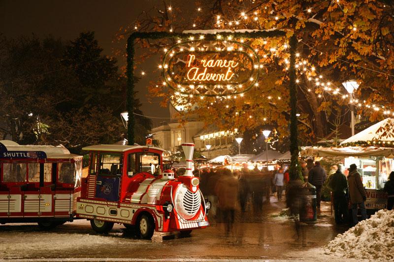 Natale al profumo di cannella con i mercatini dell'Avvento di Merano