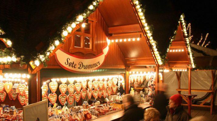 Foto Oslo, tra luci e mercatini di Natale