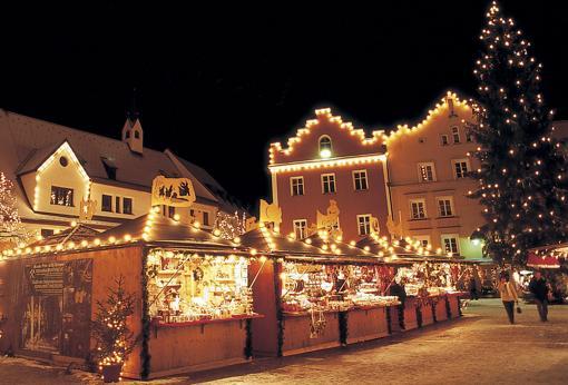 Foto Alto Adige: dicembre ai mercatini